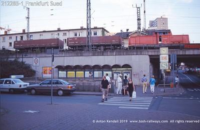 212285-1 Frankfurt Sued
