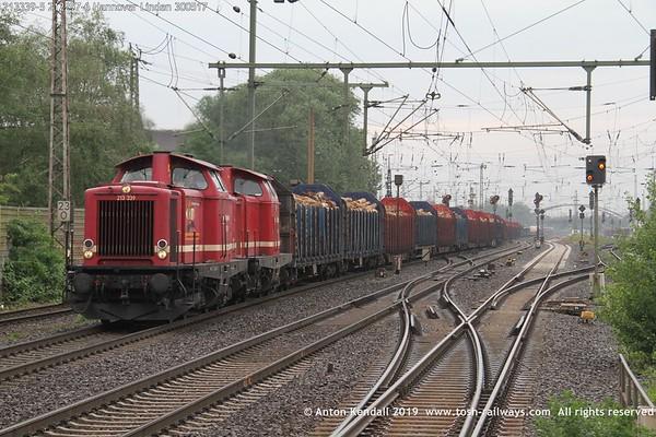 213339-5 212297-6 Hannover Linden