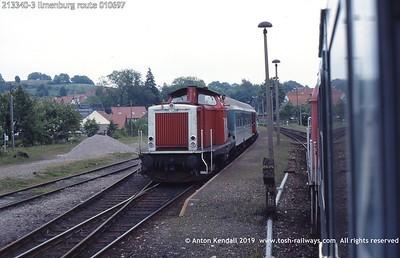 213340-3 Ilmenburg route 010697