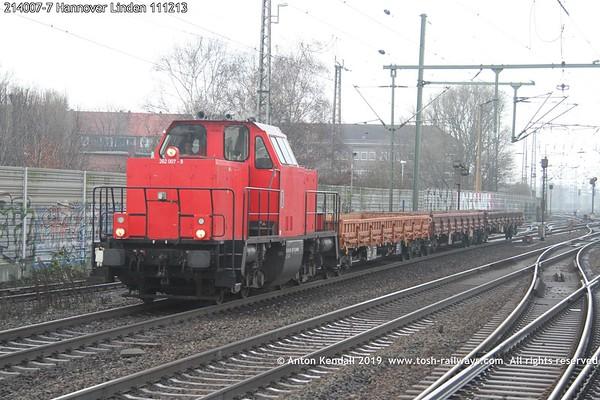 214007-7 Hannover Linden 111213