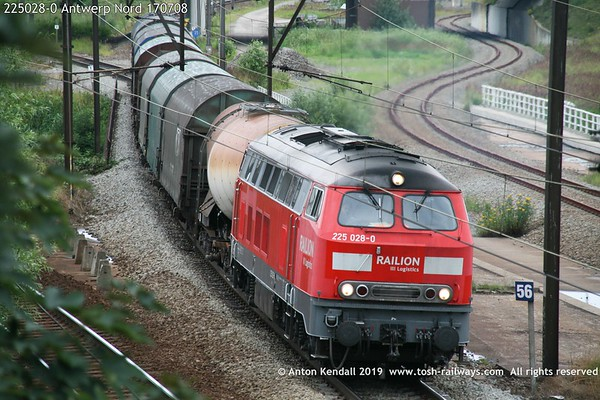 225028-0 Antwerp Nord 170708
