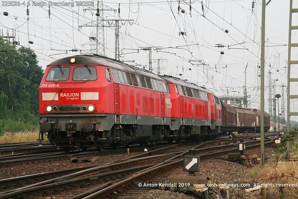 225026-4 6 Koeln Gremberg 290508