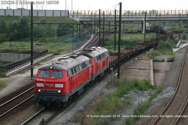 225028-0 Antwerp Nord 160708