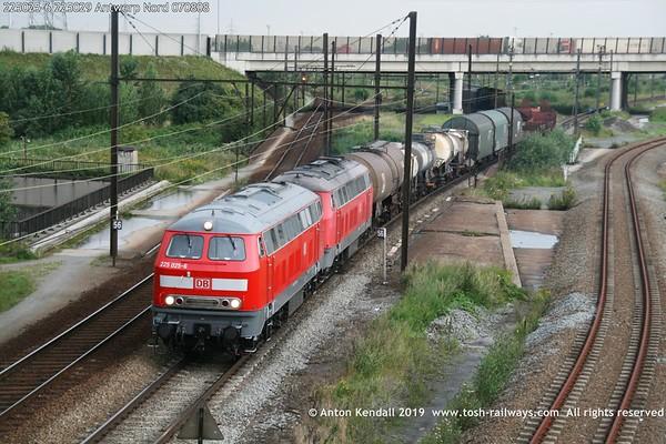 225025-6 225029 Antwerp Nord 070808