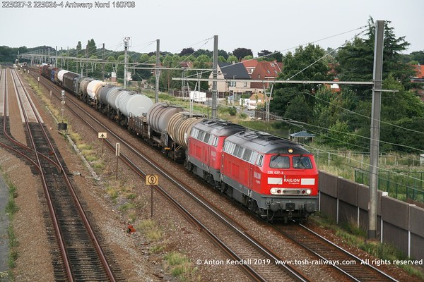 225027-2 225026-4 Antwerp Nord 160708