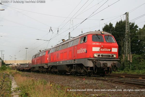 225001-7 Duisburg Hochfeld 070808