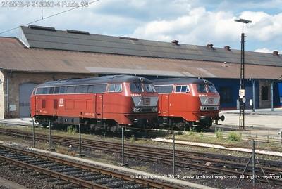 216048-9 216060-4 Fulda 98