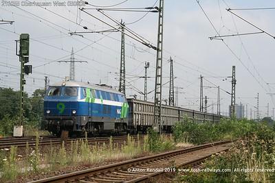216055 Oberhausen West 050808