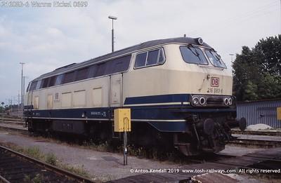 216083-6 Wanne Eickel 0699