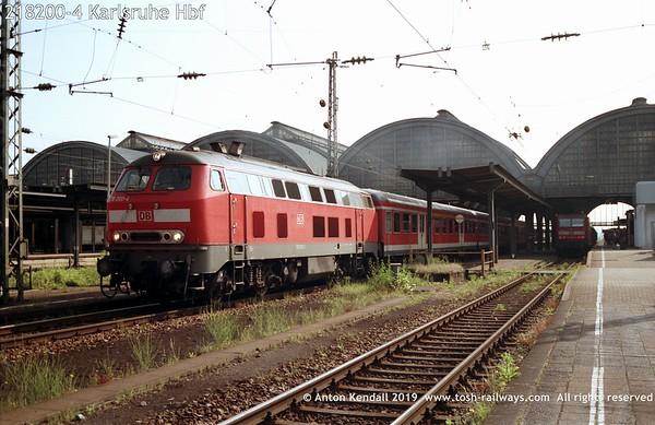 218200-4 Karlsruhe Hbf