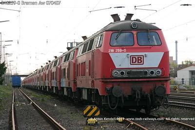 218259-0 Bremen Aw 070407