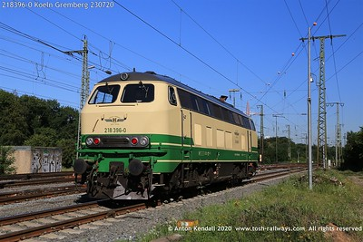 218396-0 Koeln Gremberg 230720