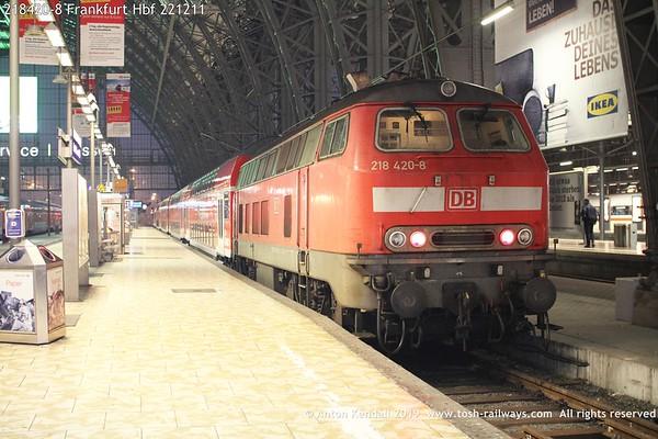 218420-8 Frankfurt Hbf 221211