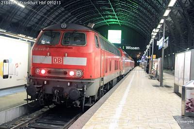 218446-3 Frankfurt Hbf 091213