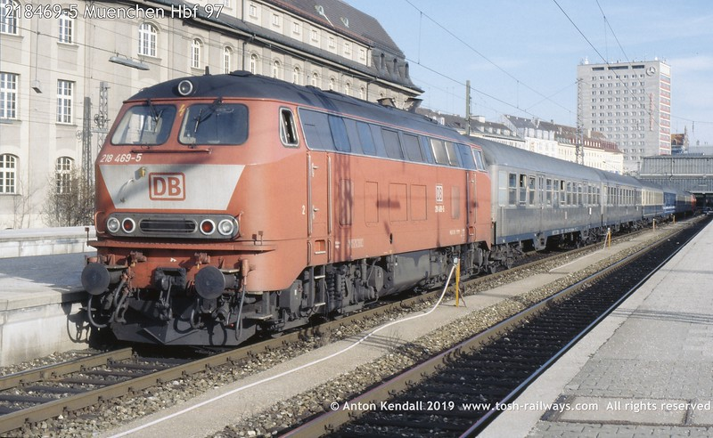 218469-5 Muenchen Hbf 97