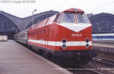 219042-9 Leipzig Hbf 261096