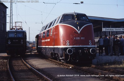 200002 42001 Zwickau Hbf 031096