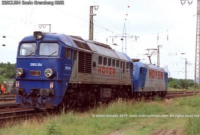 220CL554 Koeln Gremberg 0602