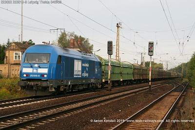 223052 253015-8 Leipzig Thekla 040908