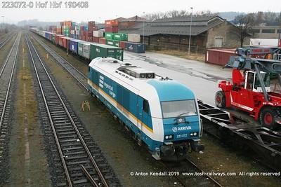 223072-0 Hof Hbf 190408