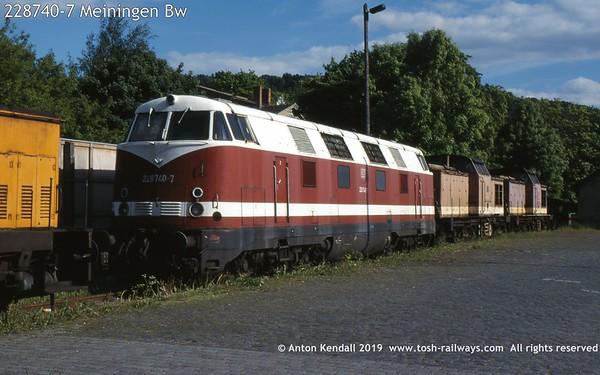228740-7 Meiningen Bw