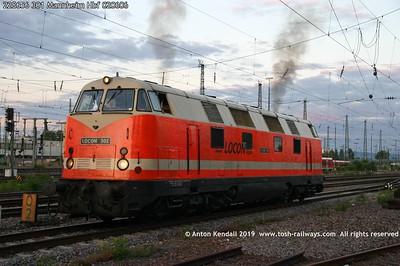 228656 301 Mannheim Hbf 020606