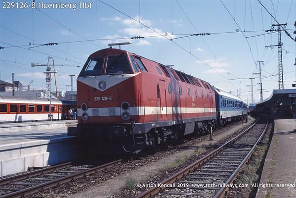 229126-8 Nuernberg Hbf