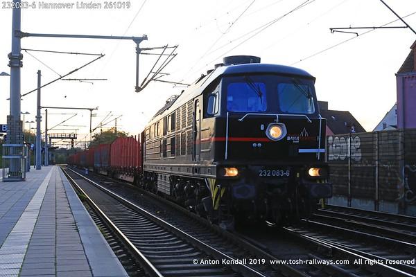 232083-6 Hannover Linden 261019