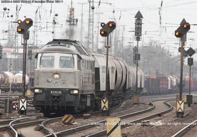 232003-6 92800 W232-03 5 Hannover Linden 120111