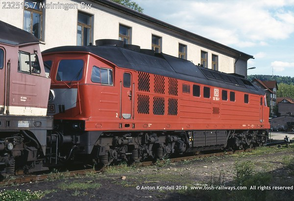 232515-7 Meiningen Bw