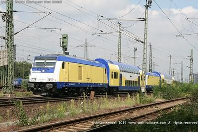 246011-1 246010 Oberhausen West 050808