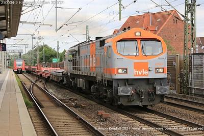 250004-9; Hannover; Linden; 300721