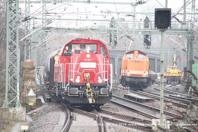 261068-1 212357-8 Hannover Linden 181212