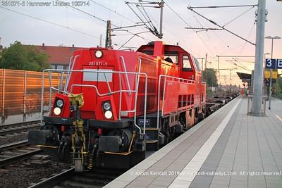 261071-5 Hannover Linden 100714