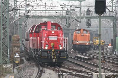 261072-3 212357-8 Hannover Linden 181212