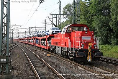 265017-4; Hamburg; Harburg; 270721