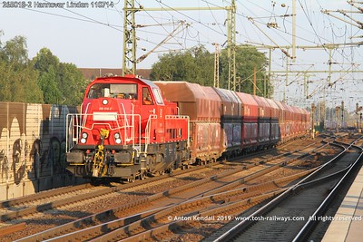 265018-2 Hannover Linden 110714