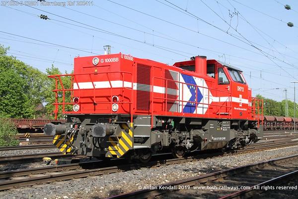 271033-3 92801 Nuernberg Rbf 200411