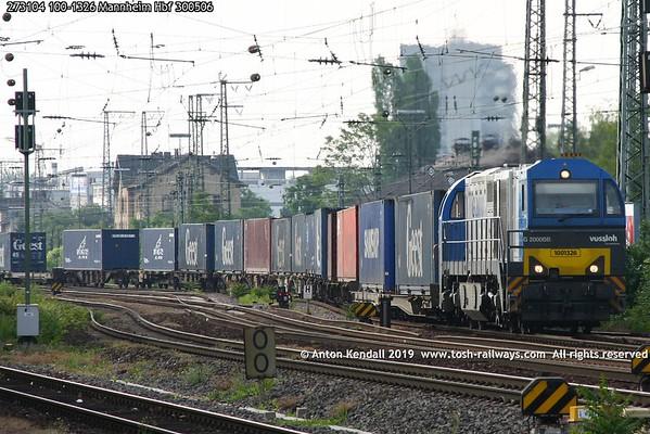 273104 100-1326 Mannheim Hbf 300506