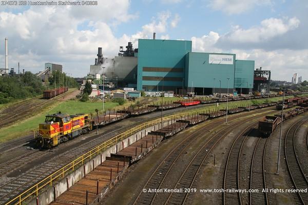 274073 528 Huettenheim Stahlwerk 040808
