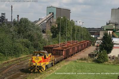 274075 532 Huettenheim Stahlwerk 040808