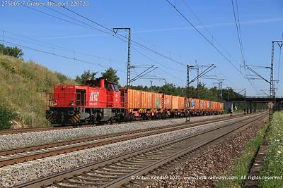 275005-7 Graben Neudorf 220720