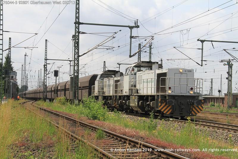 276044-5 92801 Oberhausen West 050713