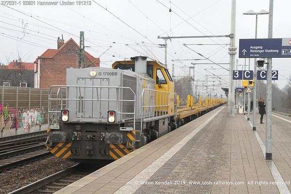 277031-1 92801 Hannover Linden 191212