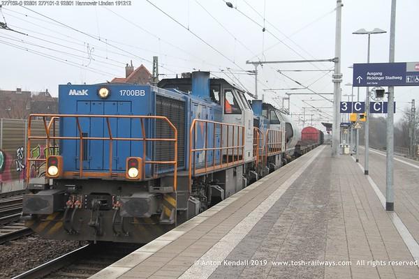 277102-0 92801 277101-2 92801 Hannover Linden 191212