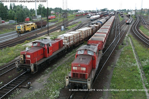 290145-2 290008-2 Leipzig-Engelsdorf Rbf 310707