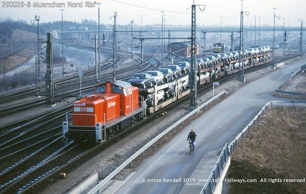 290029-8 Muenchen Nord Rbf
