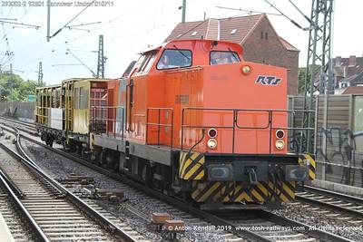 293002-2 92801 Hannover Linden 010711