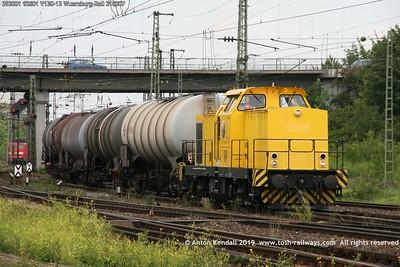 293001 92801 V130-13 Wuerzburg-Zell 310507