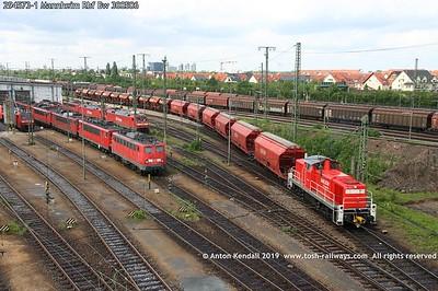 294573-1 Mannheim Rbf Bw 300506